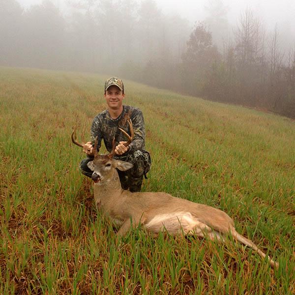 Man and Wildlife - Alive Deer Attractant