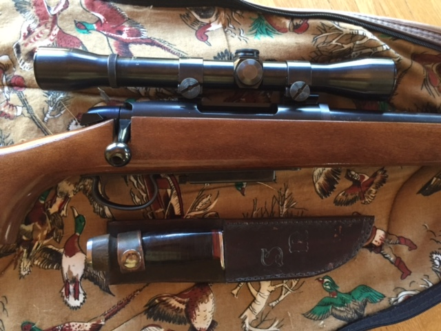 Remington Model 788 with Vintage Weaver K4 Scope